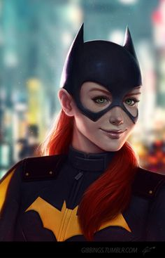 DC Comics Batgirl by Rats-in-the-van posted on DeviantArt Batman Nightwing And Batgirl, Batgirl And Robin, Batman Robin, Batwoman, Comic Book Characters, Comic Character, Comic Books Art, Comic Art, Foto Batman