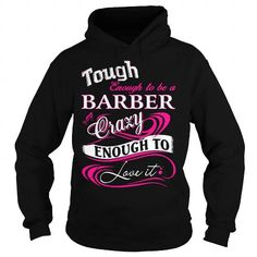 [JOB] BARBER Awesome Tee and Hoodie