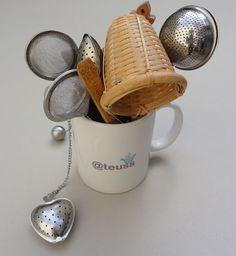 Tea strainers -coladores