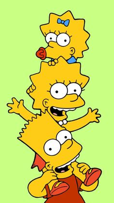 Wallpapers The Simpsons can find The simpsons and more on our website.Wallpapers The Simpsons 6 Simpsons Drawings, Simpsons Tattoo, Cartoon Drawings, Cartoon Art, Easy Drawings, Drawing Cartoon Characters, The Simpsons, Simpsons Party, Simpson Wallpaper Iphone