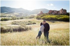 Plum Pretty Photography | Littleton Photographer | South Valley Park | Colorado Engagement Photography | Red Rocks Engagement Photos