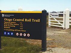 Otago Central Rail Trail – Wikipedia