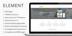 Themeforest WordPress: Element – Multipurpose WordPress Theme on THEMEFOREST FREE DOWNLOAD http://themeforestfreedownload.com