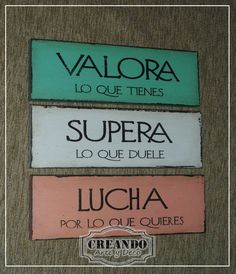 Diy Pallet Wall, Church Banners, Country Paintings, Motivational Phrases, Let's Create, Love Messages, Vintage Decor, Wood Crafts, Best Quotes