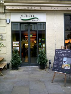 Tibits vegan and gluten free resturant