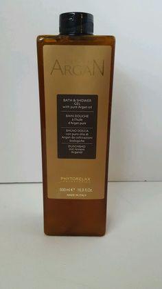 Phytorelax Olio di Argan Bath & Shower Gel 16.9 fl oz Made in Italy | Health & Beauty, Bath & Body, Body Washes & Shower Gels | eBay!