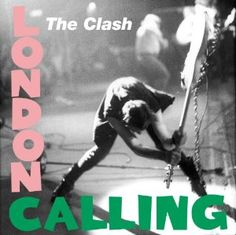 The Clash - London Calling Supposed to be one of the greatest punk rock albums of all time, and one of the best albums in general. It is available on vinyl at the Music Coop in Ashland.