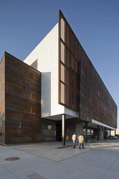 Centro de Artes Hardesty by Selser Schaefer Architects / Tulsa, OK, EUA