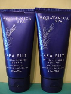 With Aquatanica sea moisture facial THE