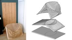 The ultimate in folding chairs.