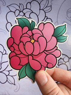 Full Sleeve Tattoo Design, Floral Tattoo Design, Flower Tattoo Designs, Flower Tattoo Drawings, Flower Tattoos, Framed Tattoo, Oriental Flowers, Traditional Tattoo Art, Oriental Tattoo