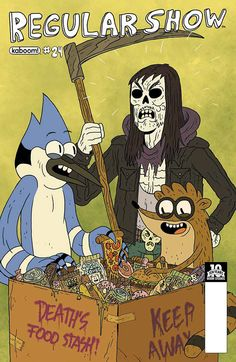 Mordecai Rigby and Death