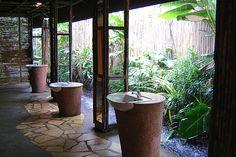 Singapore Zoo toilet