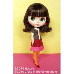 Blythe Doll Neo Blythe