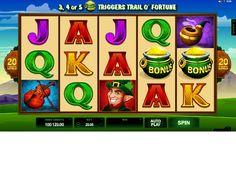 Hrací automaty Lucky Leprechaun - Hrací automat Lucky Leprechaun od společnosti Microgaming používá alfanumerické symboly, ale i různé obrázkové symboly, které doplňují téma této hry inspirovanou pověrami o skřítkovi nebo malém zeleném mužíčku. #HraciAutomaty #VyherniAutomaty #Jackpot #Vyhra #LuckyLeprechaun - http://www.3demanty.com/hry/hraci-automaty-lucky-leprechaun