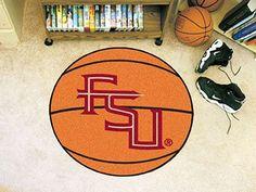 Florida State University Basketball Mat