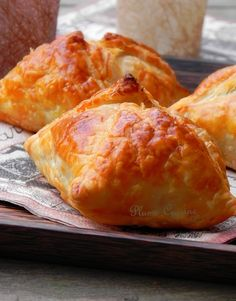 WMF Cutlery And Cookware - One Of The Most Trustworthy Cookware Producers Feuillets 5 Fish Recipes, Appetizer Recipes, Soup Recipes, Appetizers, Empanadas, French Dishes, Butter Sauce, Beignets, Salted Butter
