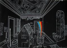 Andrew McLeod colour digital print 2003 Auckland Art Gallery