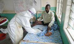 Más de 100 personas quedan en cuarentena tras muerte de mujer por ébola en Sierra Leona