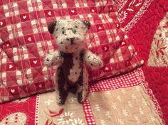 Teddy bear Sam Hand made