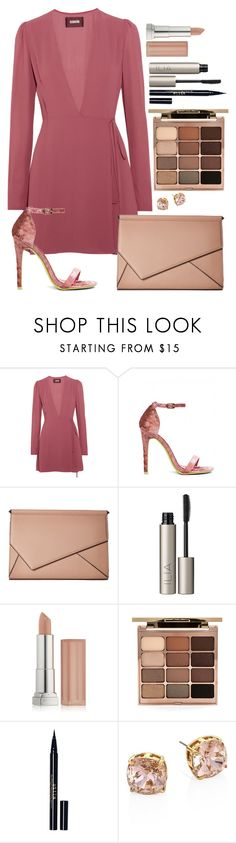 """Untitled #1709"" by fabianarveloc on Polyvore featuring Reformation, Kendall + Kylie, Ilia, Maybelline, Stila and Tory Burch"