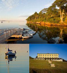 Chebeague Island Inn, Maine
