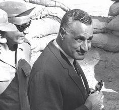 الزعيم جمال عبد الناصر و الشهيد عبد المنعم رياض