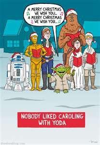 Star Wars Christmas star-wars