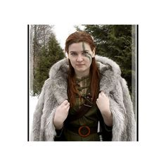 The Best Skyrim Cosplay We've Seen So Far ❤ liked on Polyvore featuring costumes, grey, ladies costumes, womens costumes, cosplay halloween costumes, role play costumes and ladies halloween costumes