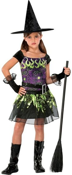 witch costume 2189 girls costumes kids halloween costumes