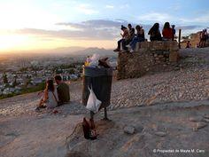 #Granada #España, #Albayzin, #BIC, #HispaniaNostra, #JuntadeAndalucía, #Icomos, #San Miguel Alto, #Burradas, #Dejadeces, #PatrimoniodelaHumanidad