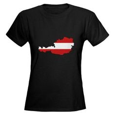 Flag Map of Austria Women's Dark T-Shirt> Austria> Vectors NZ Austria, Vectors, Flag, Dark, Mens Tops, T Shirt, Products, Fashion, Supreme T Shirt