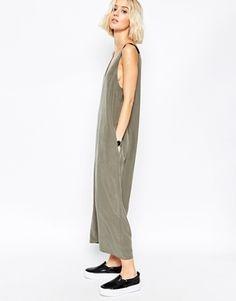 ASOS Oversized Minimal Jumpsuit