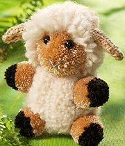 Schaf aus Wolle basteln  Dieses niedliche Schaf aus Wolle basteln Sie ganz leicht selbst. Hier finden Sie die Bastelanleitung und die Vorlage zum kostenlosen Download.