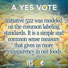 I-522 was modeled on the common labeling standards. Learn more about it here: http://yeson522.com/