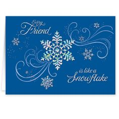 Unique Gifts and Unexpected Finds at an Affordable Price. Shop thousands of products in Kitchen, Home Decor, Outdoor and Personalized Gifts. Personalised Christmas Cards, Holiday Greeting Cards, Xmas Cards, Snowflake Cards, Snowflake Designs, Snowflakes, Walter Drake, Christmas 2017, Merry Christmas