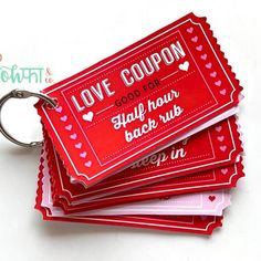 Birthday Gifts Coupon Love Book Diygift For Girlfriend Should Be Meaningful