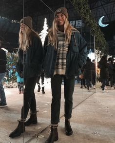 Cute Casual Outfits, Pretty Outfits, Stylish Outfits, Fall Winter Outfits, Autumn Winter Fashion, Surfergirl Style, Mode Outfits, Fashion Outfits, Winter Fits