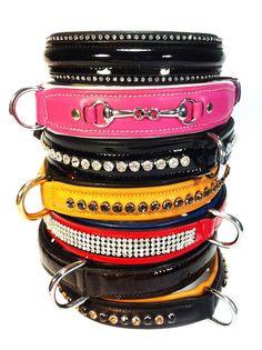 Custom Leather Dog Collars