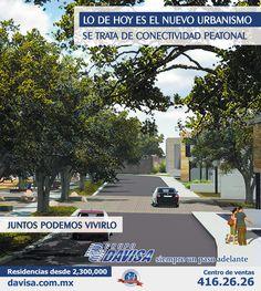 #NuevoUrbanismo Conectividad Peatonal