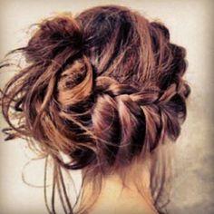 cute hair braides | Added: Sep 28, 2012 | Image size: 554x554px | Source: pinterest.com