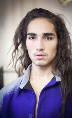 Willy Cartier, actor/model- Half French + quarter Vietnamese, quarter Senegalese