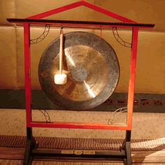 Giant Gong for Hire