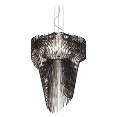 Zaha Hadid Chandelier / Pendant - Aria Suspension Italian Modern Plastic