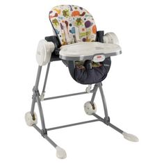 Fisher Price Converting Swing to High Chair. (havenu0027t used this yet because