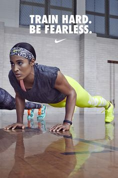 Train hard. Be fearless. Get ready to sweat with Skylar Diggins' Zoom workout on Nike+ Training Club.