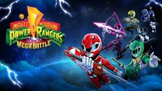 Sabans Mighty Morphin Power Rangers: Mega Battle Review (PS4)   Rita is up to no good by bringing havoc across the Earth and for some reason the city of Angel Grove. Zordon summons 5 teenagers with attitude to become the Mighty Morphin Power Rangers. InSabans Mighty Morphin Power Rangers: Mega Battleyou relive the series that started it all with the original 5 Power Rangers. Play as Zack Kimberly Billy Trini and Jason as you encounter Ritas evil goons thatll stop at nothing until the Earth…