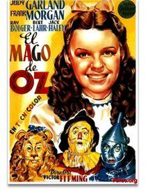 1939: Se estrena «El mago de Oz», de Victor Flemming. (vía @pa_recordar)