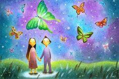Sean amores, esperanzas, miedos, no los sostengas si se quieren caer