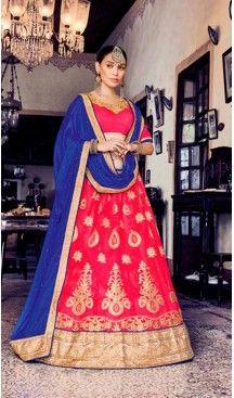 A Line Style Parrot Pink Color Net Traditional Wear Lehenga Choli | FH531880380 >>>>>> Follow Us @heenastyle <<<<<<< --------------------------------------------------------- #styleinspiration #onlineboutique #boutiquefashion #boutiquestyle #boutiqueclothing #fashionphotography #lookbook #design #fashiontrends #fashiondesign #fashionmodel #fashionwa #potd #summer #springwedding #tuxedo #purplesuit #purple #maroonwedding  #lehengacholi #lehenga #indiancloth #heenastyle